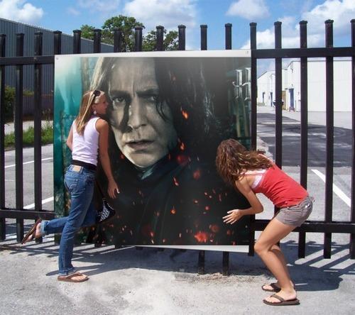 Snape Fangirls!