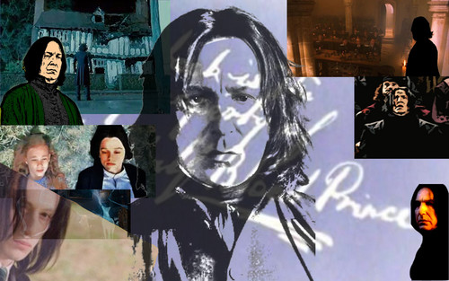 Snape's Wallpaper - severus-snape Wallpaper