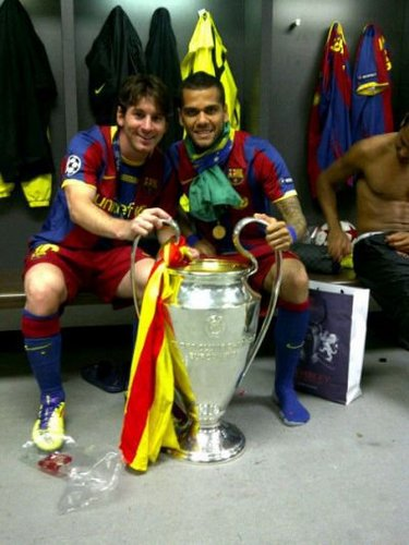 Some Rawak Pics Of Leo Messi
