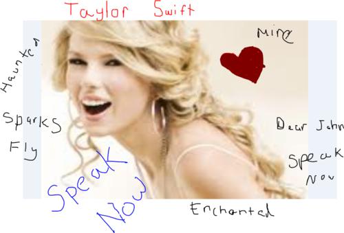 Speak Now Taylor 迅速, スウィフト