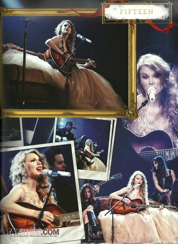 Speak Now Tour Booklet #2