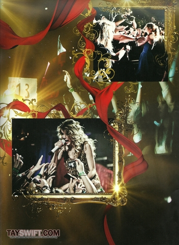 Speak Now Tour Booklet #2