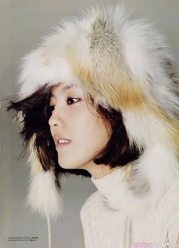 T-ara Hyomin High Cut October Issue 2011