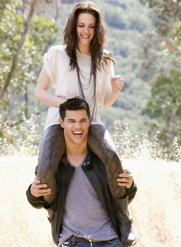 Twilight Series wallpaper probably containing a well dressed person and an outerwear entitled Taylor and Kristen Photoshoot