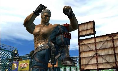 《铁拳》 3D