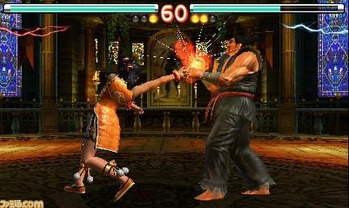 Tekken (Теккен) 3D