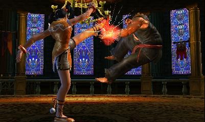 Tekken 3d