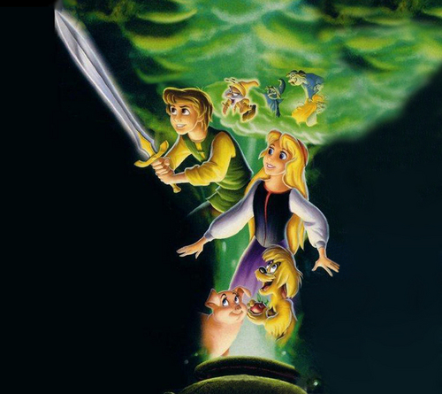 The Black Cauldron - young-heroes-of-disney Photo