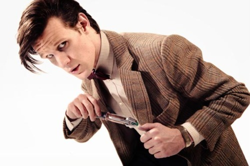 The Eleventh Doctor 壁纸 possibly with a well dressed person entitled The Eleventh Doctor♥