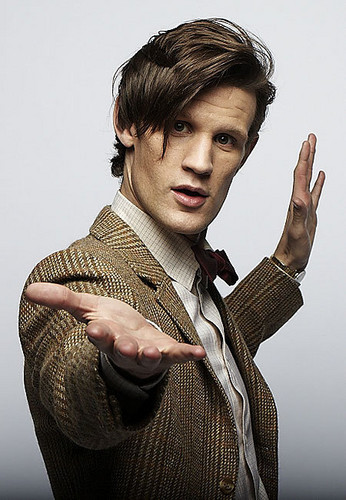 The Eleventh Doctor wallpaper entitled The Eleventh Doctor♥