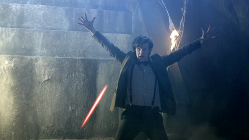 The Eleventh Doctor!♥