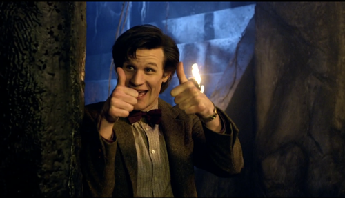 The Eleventh Doctor wallpaper called The Eleventh Doctor!♥