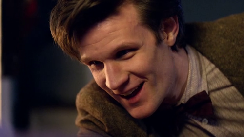 The Eleventh Doctor wallpaper titled The Eleventh Doctor!♥