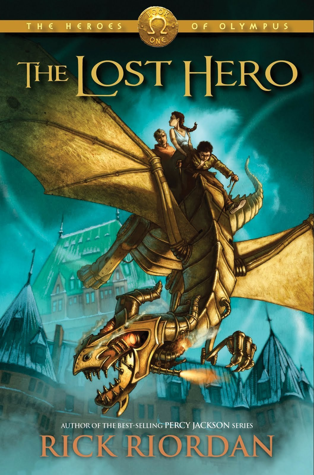 The Lost Hero - Heroes of Olympus Spoilers Photo (25837698) - Fanpop