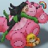 The New arcobaleno Monkey
