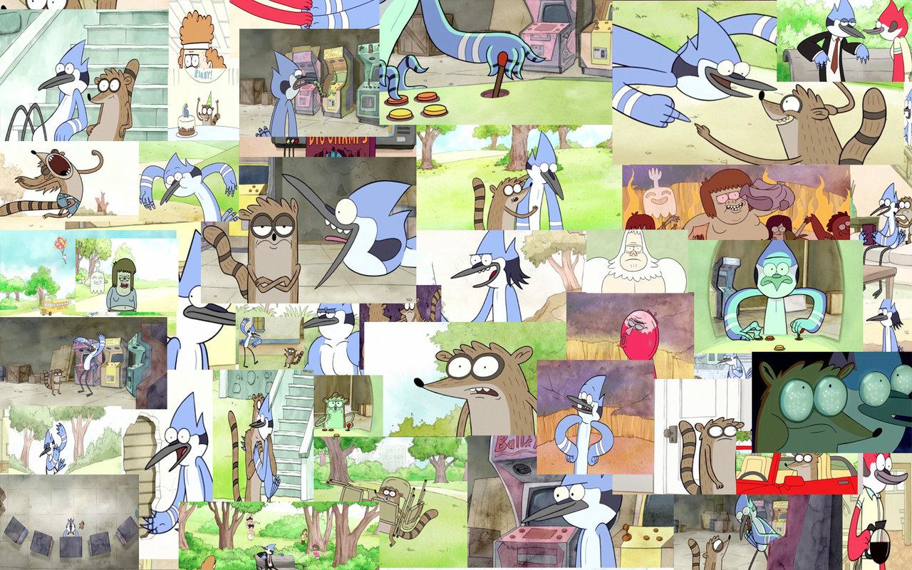 The Regular Show Regular Show Wallpaper 25861091 Fanpop