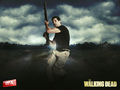 the-walking-dead - Shane Walsh wallpaper
