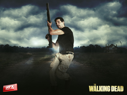 Walking Dead fond d'écran titled Shane Walsh