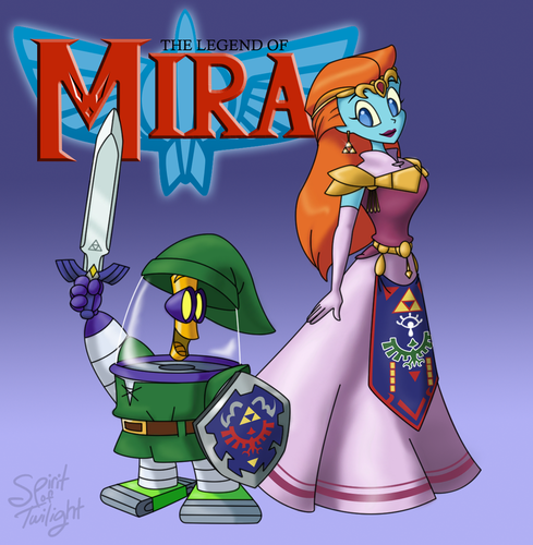 The legend of Mira