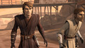 This town isn't big enough for the two of us!  - star-wars-clone-wars photo
