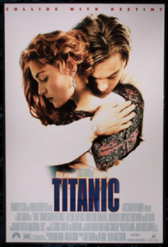 Titanic Promotional Stills