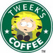 Tweek's Coffee Logo