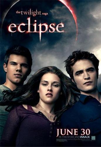 Twilight Saga: 'Eclipse' Promotional фото