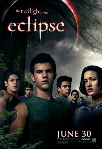 Twilight Saga: 'Eclipse' Promotional foto