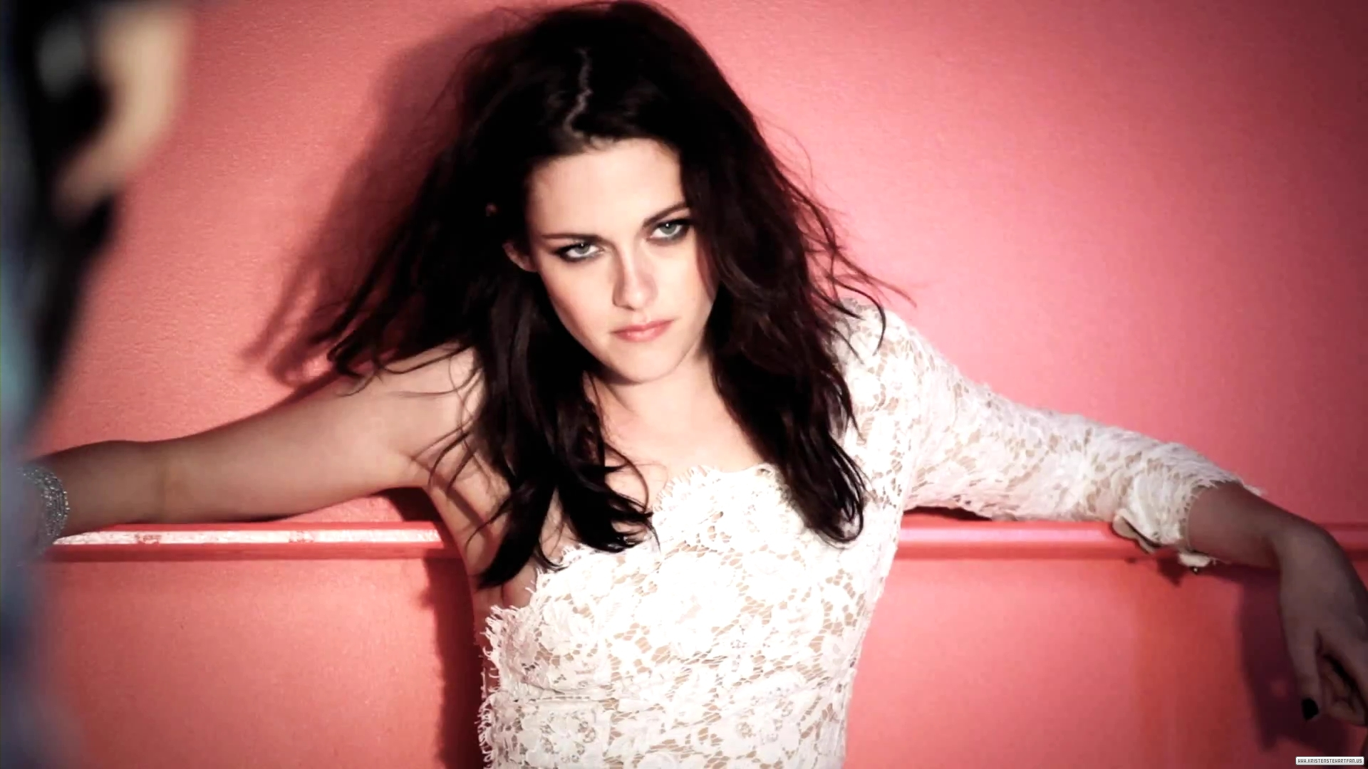 Kristen Stewart Images Video Captures Glamour Behind The Scenes Hd Wallpaper And Background Photos