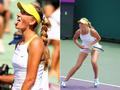 Victoria Azarenka in Tongue Wag Frustration - wta fan art