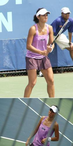 Ioana Raluca Olaru in Victory Unseen