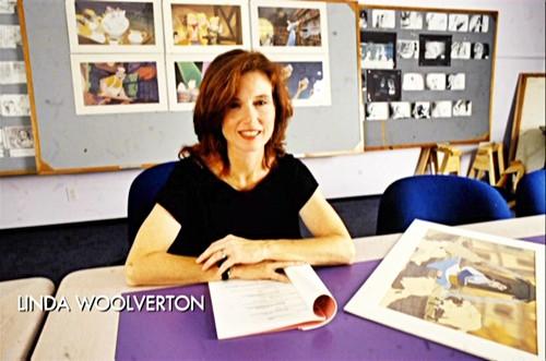 Walt डिज़्नी चित्रो - Linda Woolverton