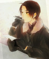 Yao Wang (China) with short hair - hetalia-china fan art
