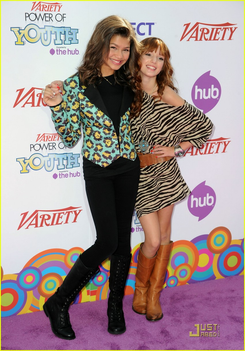 Zendaya and Bella Thorne Zendaya&Bella