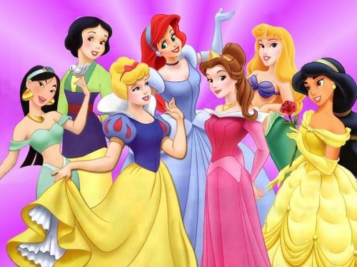 disney princess dress crossover - disney-princess Wallpaper