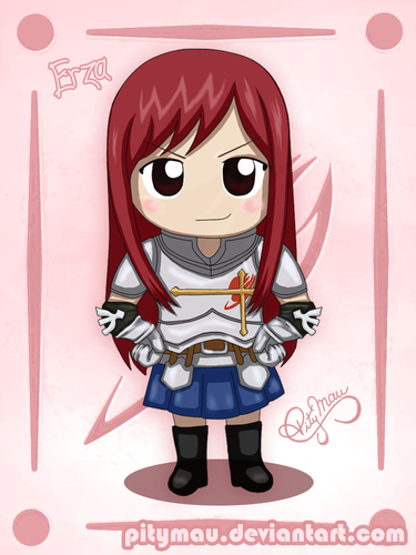 Erza and Lucy Обои containing Аниме called erza