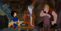 Disney V.S Merlin