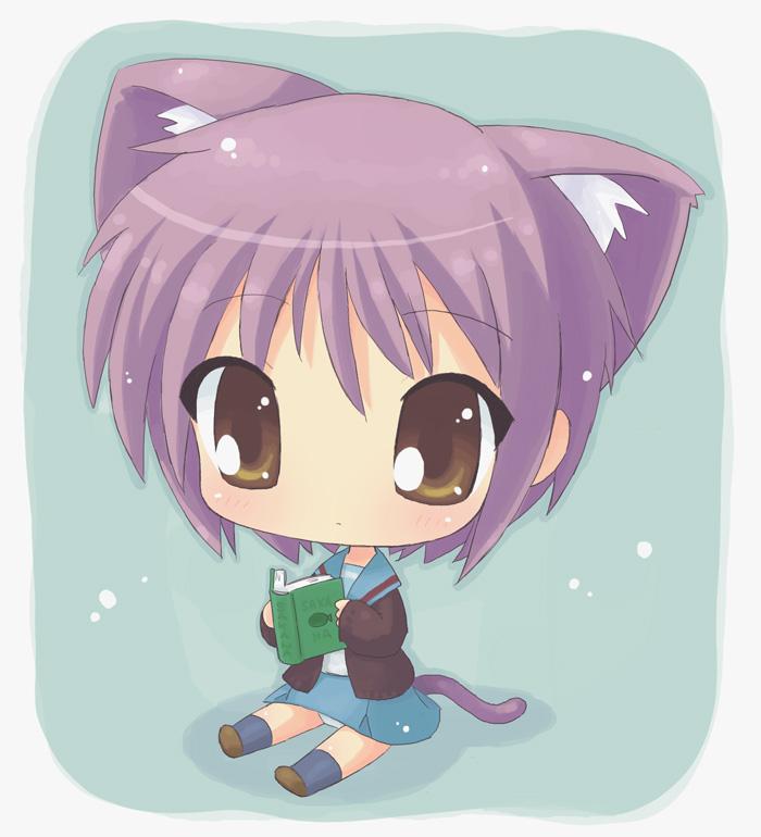 Anime Girl Chibi: Chibi