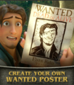 tangled - official website activities page screencap