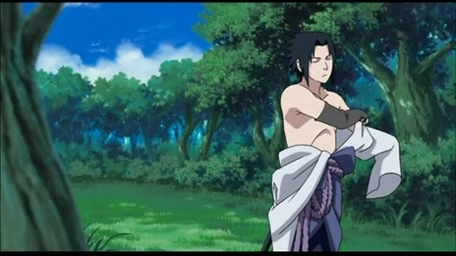 Naruto Shippuuden: Sasuke lovers wallpaper entitled sasuke shippuden