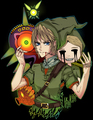 scary - hauntedmajorasmask photo