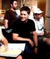 set photos - jensen-ackles photo