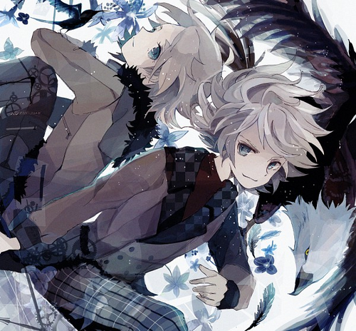 Shirō Fubuki/Shawn Frost wallpaper titled shawn frost
