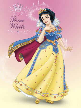 Snow White wallpaper possibly containing a kirtle and a polonesa, polonês, polonaise titled snow white- the royal princess