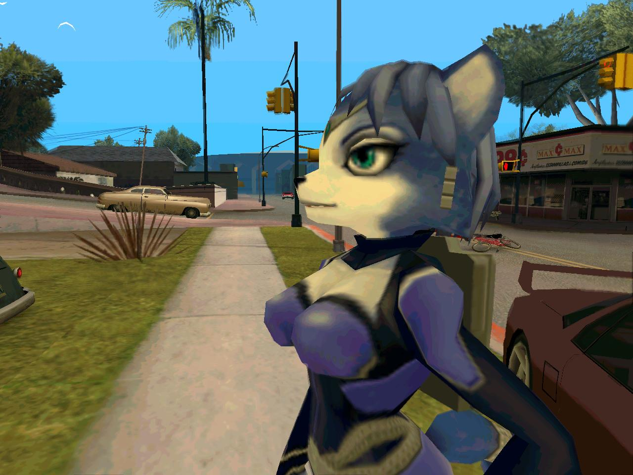 Gta San Andreas Images Star Fox Mods Hd Wallpaper And Background Photos