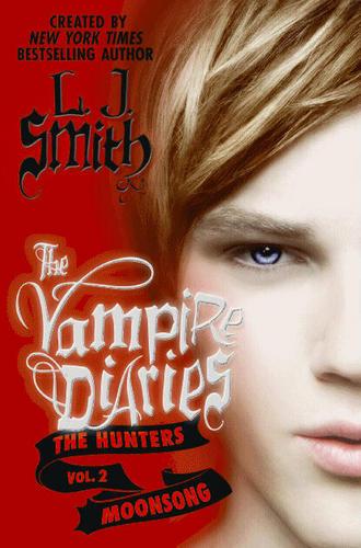 the vampire diaries book