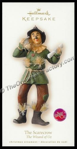 Scarecrow Keepsake