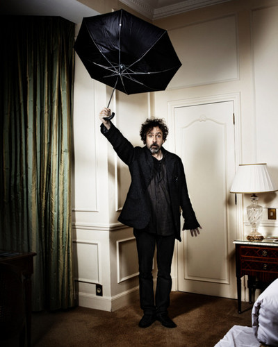 :D - tim-burton Photo