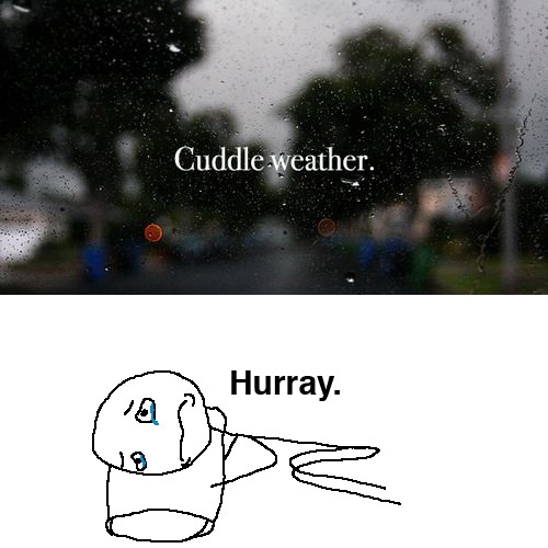 *Forever Alone*