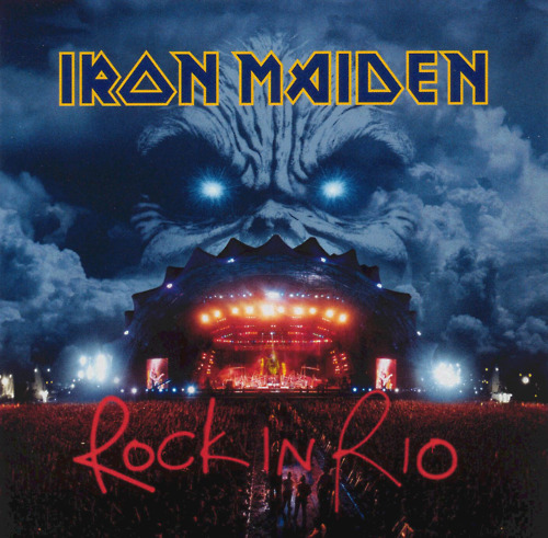 ☆ Iron Maiden ~ Rock in RIO